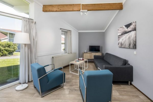 Bungalow Hof Domburg - Nederland - Zeeland - 4 personen - woonkamer