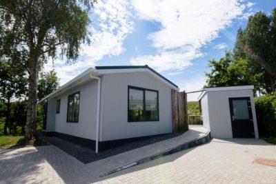 Chalet Lodge 40 - Nederland - Zeeland - 4 personen