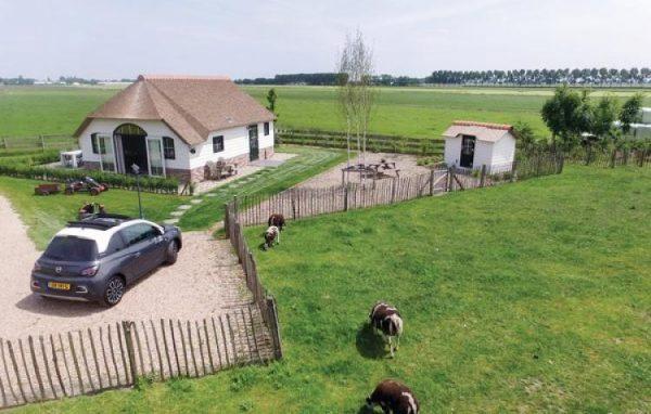 Het Boerenhuis - Nederland - Zuid Holland - 6 personen - buiten