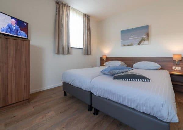 Vakantiehuis Colijnsplaat - Nederland - Zeeland - 6 personen - slaapkamer