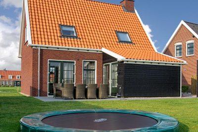 Vakantiehuis Colijnsplaat - Nederland - Zeeland - 8 personen