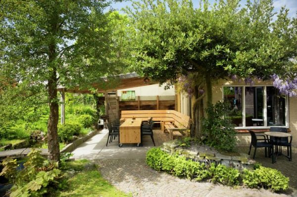 Vakantiehuis Domus - Nederland - Zeeland - 10 personen - tuin