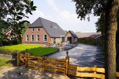 Vakantiehuis 't schoolbos - Nederland - Overijsel - 14 personen