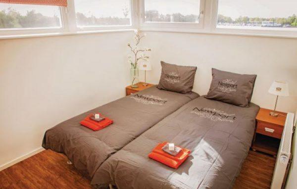 Maasvilla - Nederland - Limburg - 6 personen - slaapkamer