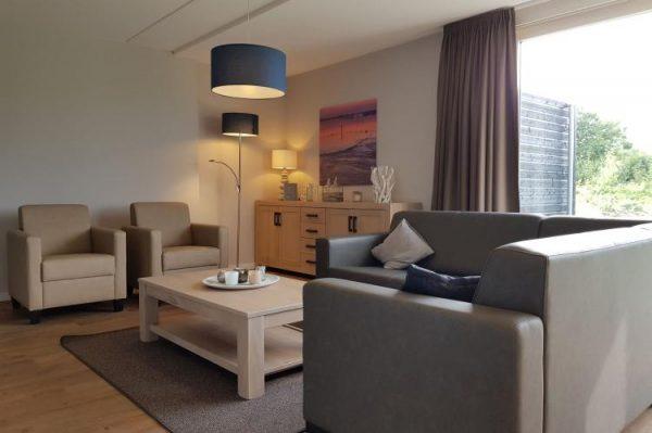 Vakantiehuis Charming - Nederland - Zeeland - 6 personen - woonkamer