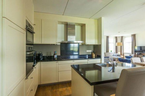 Vakantiehuis Zeeuwse weelde - Nederland - Zeeland - 10 personen - keuken