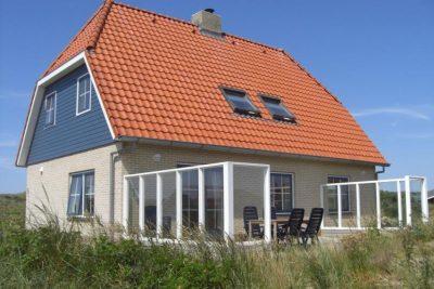 Vakantiehuis Zorgeloos - Nederland - Waddeneilanden - 10 personen